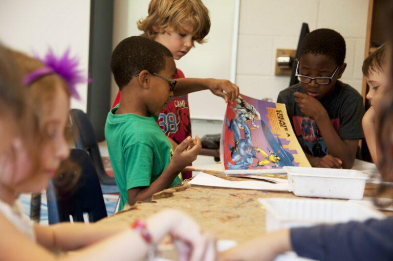 Image of Children in School