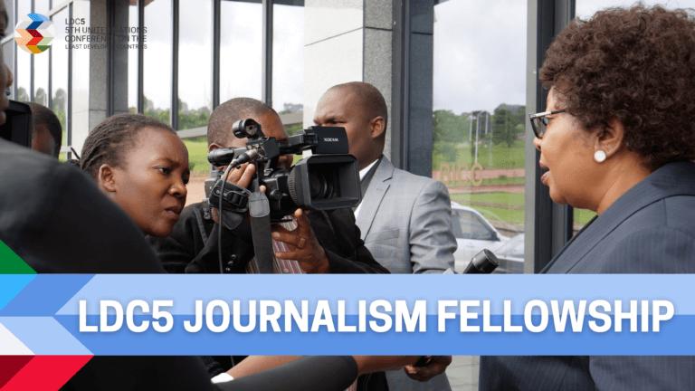 Journalism Fellowship social media card